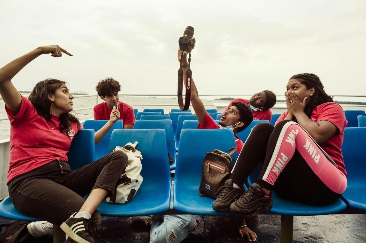HdB on Boat